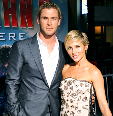 Go Ask Mum Chris Hemsworth's Wife Shares Adorable Photo of ...