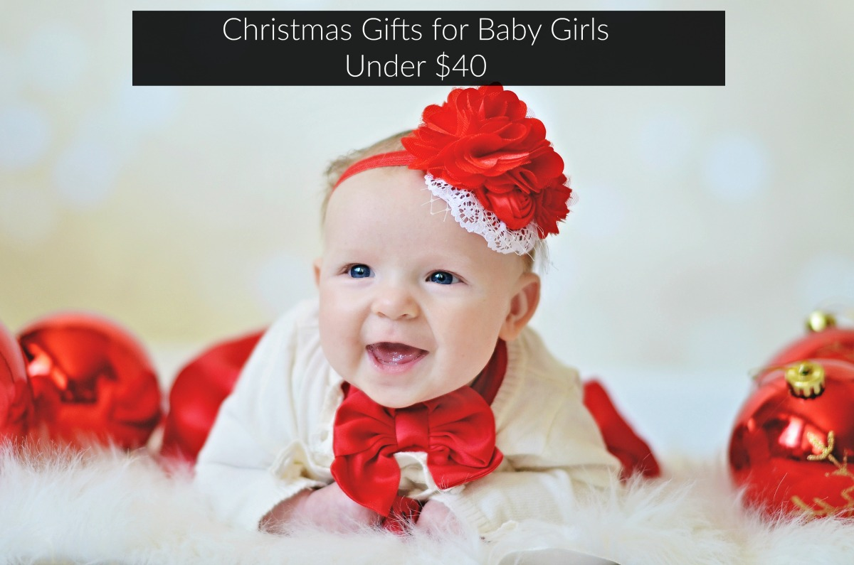 Baby Gift Recommendations : Go ask mum christmas gifts for baby girls under