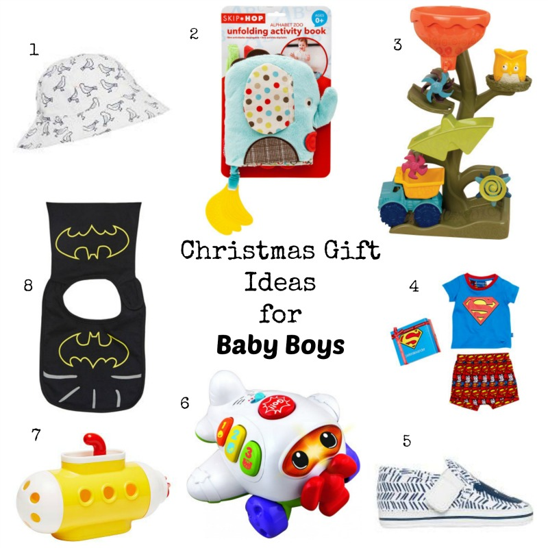 Baby Boy Gifts Christmas : Go ask mum christmas gifts for baby boys under