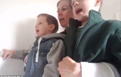 building kids up