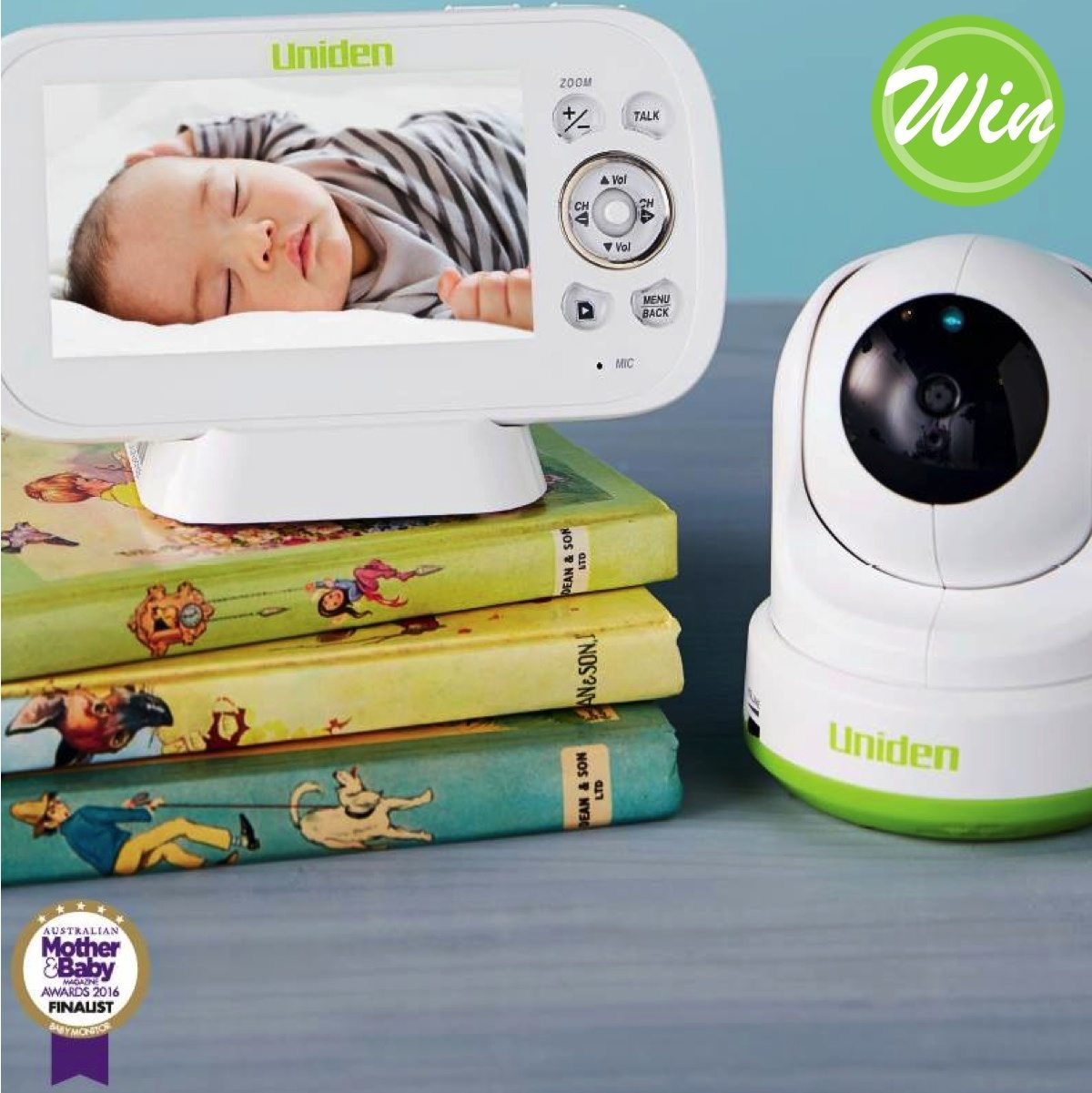 go ask mum uniden bw3451r baby video monitor review and giveaway go ask mum. Black Bedroom Furniture Sets. Home Design Ideas