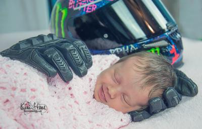 baby girl motorcycyle gloves