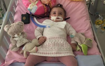 baby wakes from coma