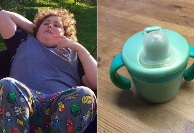cup for ben tommee tippee