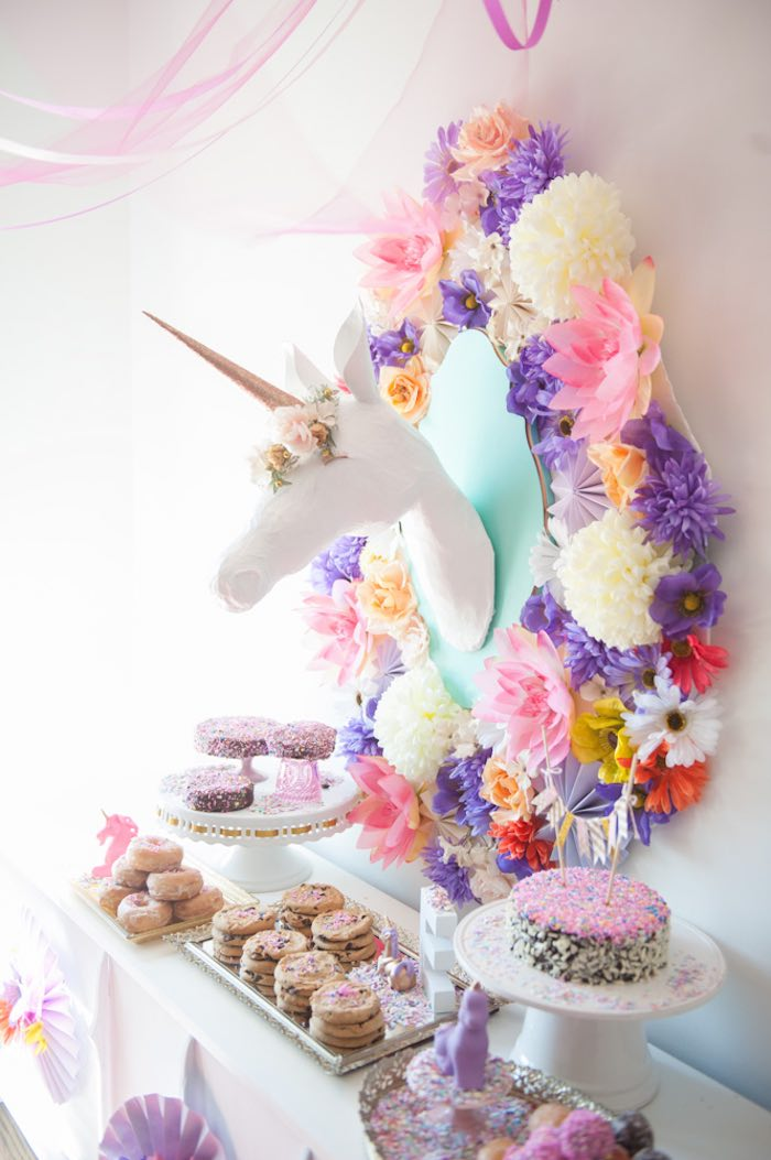 Go Ask Mum 12 Magical Unicorn Party Ideas That Will Blow ...