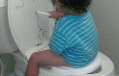 potty training hack