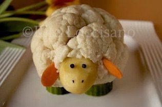 Cauliflower Sheep